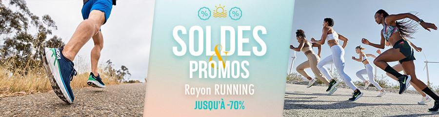 Soldes Running