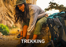 giacche trekking