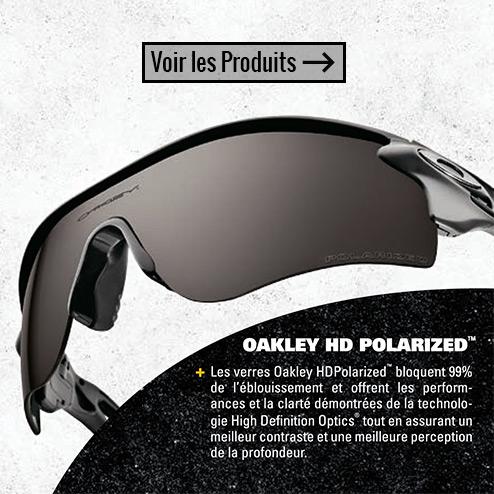 Lunettes Polarisées Oakley