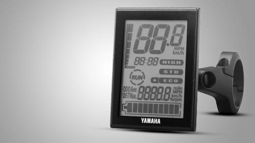 Ecran Yamaha LCD