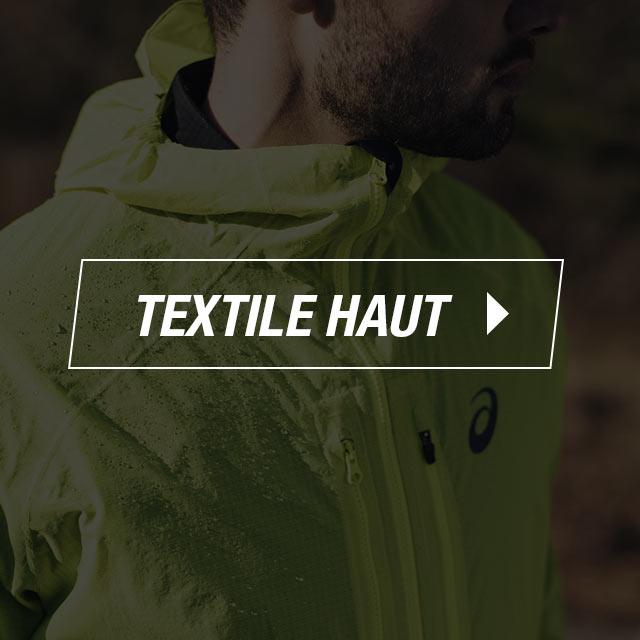Textile haut running