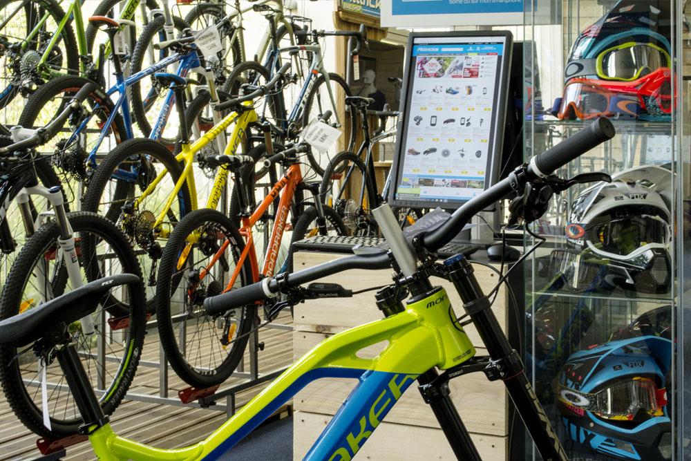 A la recherche d'un vélo