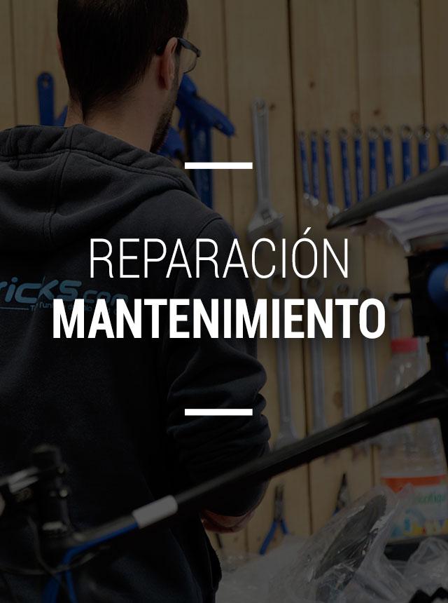 Mantenimiento reparación