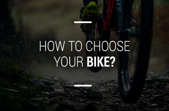 Choix vélo