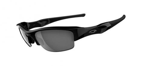 OAKLEY lunettes Flak Jacket Jet Black/Black Iridium Ref 03-881