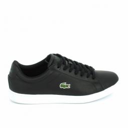 Image of Basket mode sneakerbasket mode sneakers lacoste carnaby evo lcr noir 41