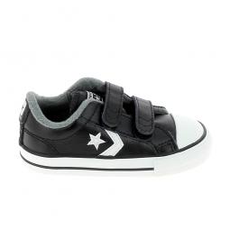 Chaussure bébé CONVERSE Star Player 2V BB Noir