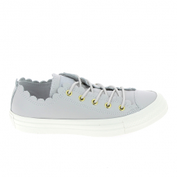 ToileToile CONVERSE All Star B Gris Or