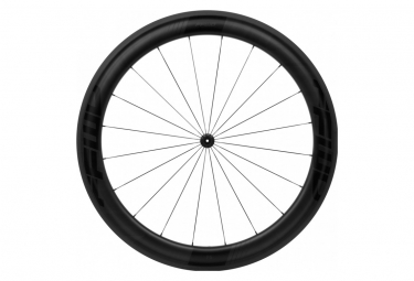 Fast Forward F6R FCT Front Wheel Tubular Carbon DT350 | 9x100mm | Matte Black