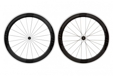FAST FORWARD Carbon F6R-C DT350 Wheelset | 9x100 - 9x130mm | Shimano/Sram Black Matt