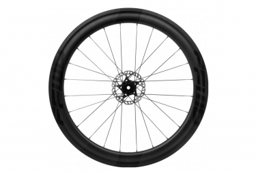 Roue Avant Fast Forward F6D FCC Carbon Disc DT240 Tubeless Ready | 12x100mm | Noir Mat