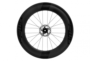 Roue Avant Fast Forward F9D FCC Carbon Disc DT350 | 12x100mm | Noir Mat
