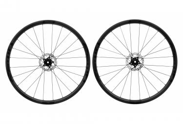 Fast Forward Wheelset F3D FCC Carbon Disc DT240S SP | 12x100 - 12x142mm | Body Shimano/Sram | Matte Black