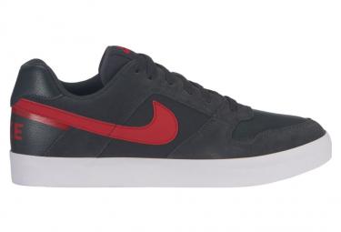 Nike SB Shoes Delta Force Vulc Black / White