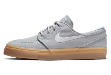 Image of Chaussures enfant nike sb stefan janoski gris blanc 37 1 2
