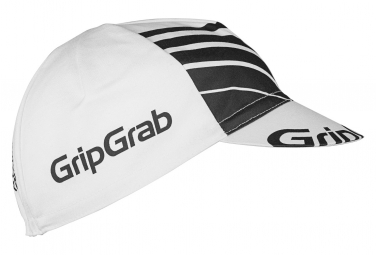Casquette GripGrab Classic Cycling Blanc