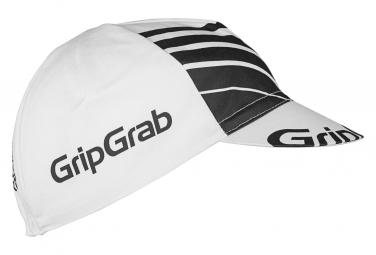 Casquette GripGrab Classic Cycling Blanc
