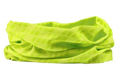 GripGrab - Calentador de cuello multifuncional amarillo neón