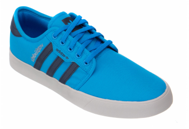 Troy Lee Designs Seeley LTD Adidas Team Shoes Blue