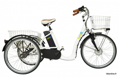 Image of Tricycle electrique cyclo2 comfort 26 unique