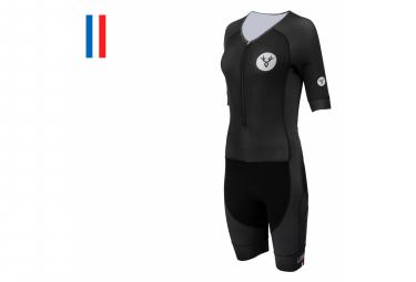 LeBRAM Tri-Fonction Femme Allos Noir Taille XL
