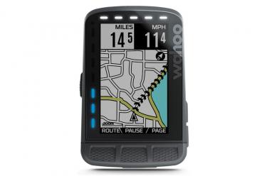 Compteur GPS Wahoo Fitness Elemnt Roam Noir