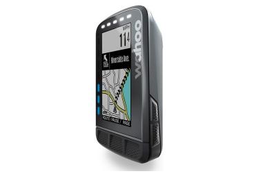 Ciclocomputador GPS Wahoo Fitness Elemnt Roam Negro
