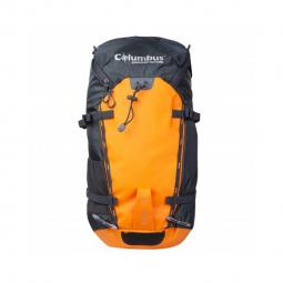 Sac à dos de montagne Columbus Peak 35 Gris Orange