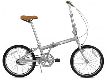 Vélo Pliant FabricBike Folding 20  Grey et Black, Aluminium