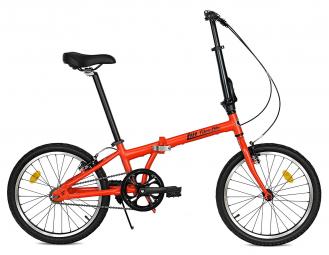 Vélo Pliant FabricBike Folding 20  Matte Red, Aluminium