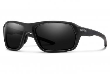 Smith Rebound Sonnenbrille Matte Black / ChromaPop Sun Black
