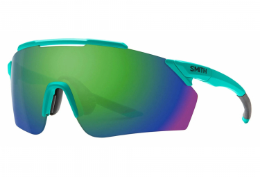 Smith Ruckus Sunglasses Matte Jade / ChromaPop Sun Green Mirror