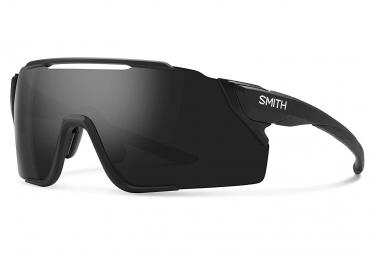 Paire de lunettes smith attack mtb noir mat noir chromapop sun