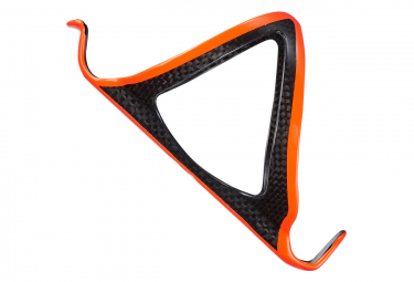 Porte Bidon Supacaz Fly Carbon Neon Orange