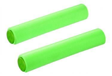 Poignée Supacaz Siliconez - Vert
