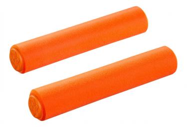 Supacaz Siliconez XL Grip - Orange