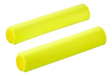 Supacaz Siliconez XL Grip - Yellow