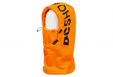 DC Hood Hoodies Hoodaclava Shocking Orange