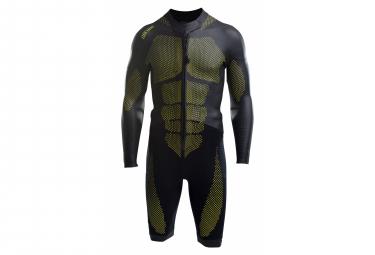 Combinaison de Triathlon COLTING SWIMRUN SR03 Noir Jaune
