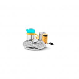 Rechaud Biolite Campstove 2   Grille   Kettlepot