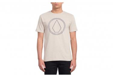 T-shirt Volcom Pin Stone Oatmetal