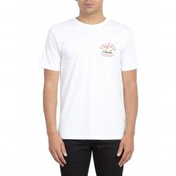 T-shirt Volcom Natural Fun White