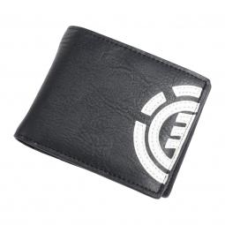 Portefeuille Element Daily Wallet Flint Black