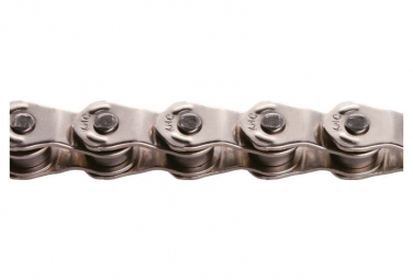 KMC BMX Chain HL1 Wide 1/8'' Silver