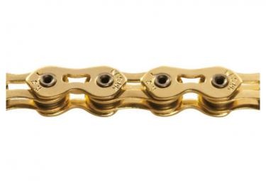 KMC Chain K1SL Narrow 3/32'' Gold