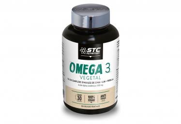 Complément Alimentaire STC Nutrition Omega 3 Vegetal 120 caps
