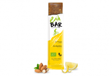 Overstims E-Bar BIO Lemon Almond 32g