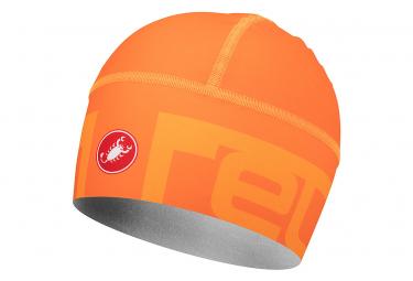 Castelli Viva 2 Thermo Under Helmet Orange