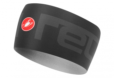 Castelli Viva 2 Thermo Headband Black