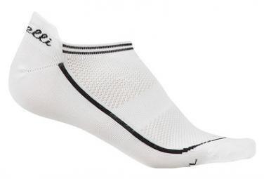 Castelli Invisible Women Socks White